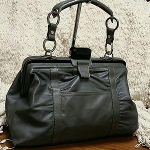 Authentic Lanvin satchel